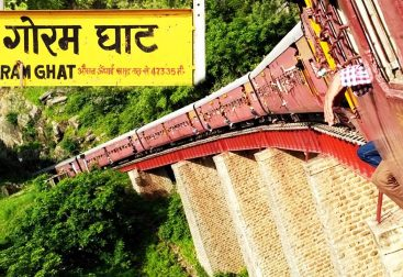 Goram Ghat Train Timings - The Beauty of Nature, Rajasthan 3